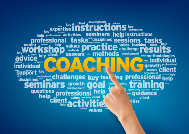 Leading Teams through Coaching and Taming the Advice Monster