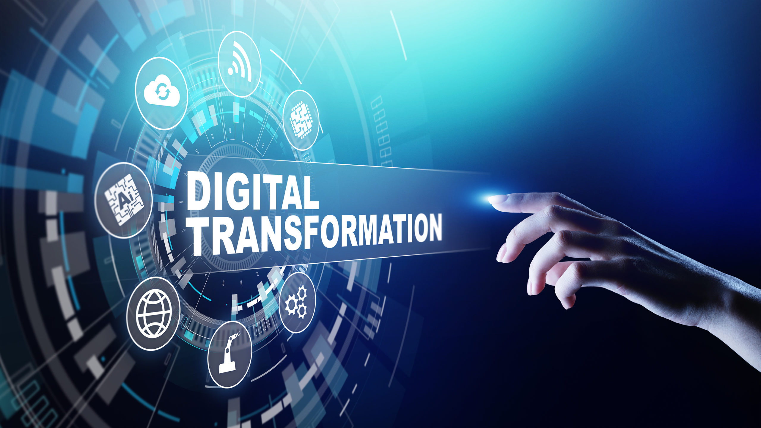 What the heck is Digital Transformation anyway