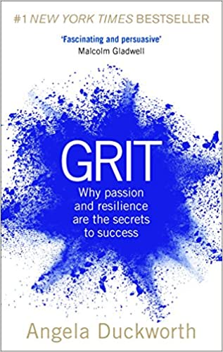 5 Key Takeaways from the book Grit by Angela Duckworth