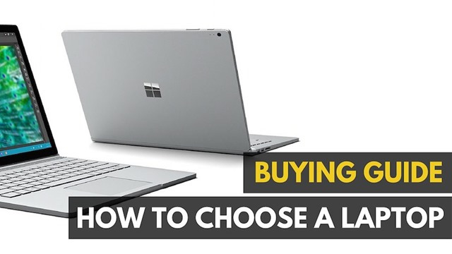 Buying a laptop in 2020 ? 5 main factors to consider.