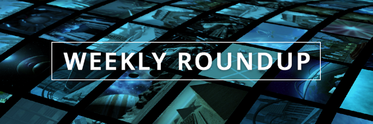 Weekly Roundup 12th July 2020