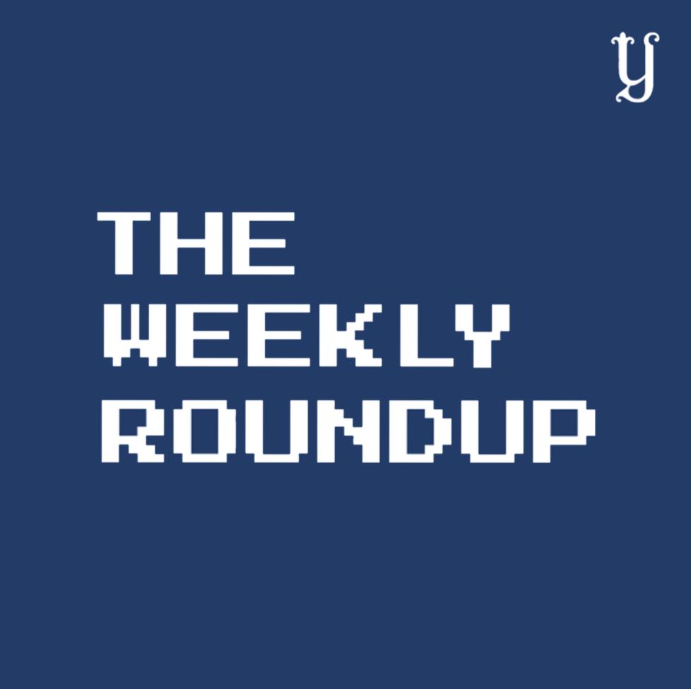 Weekly RoundUp Series December 2020