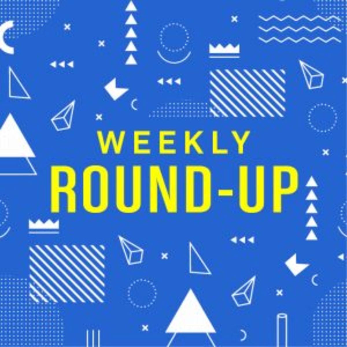 Weekly RoundUp Series October 2020