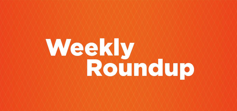 Weekly Roundup Series September 2020