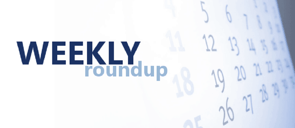 Weekly Roundup 7th June 2020